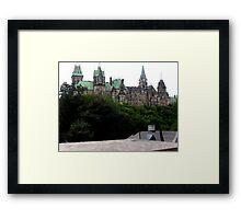 Ottawa Framed Print
