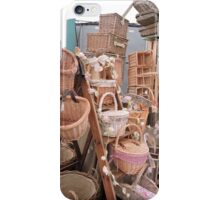 Basket Case iPhone Case/Skin