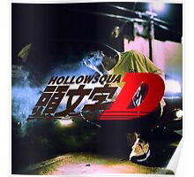 Xavier Wulf Hollow Squad Initial D Poster
