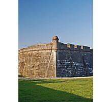 Castillo de San Marcos 03 Photographic Print
