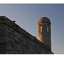 Castillo de San Marcos 11 Photographic Print