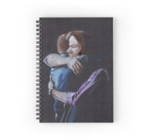Brothers Forever Spiral Notebook