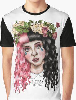 Flower Crown  Graphic T-Shirt