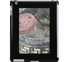 Moonshine in the woods iPad Case/Skin
