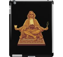 The Dude BubbleGun artwork iPad Case/Skin