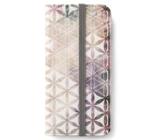 Sacred Geometry for your daily life iPhone Wallet/Case/Skin
