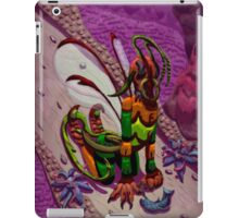 Alien Furry iPad Case/Skin