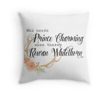 ToG Rowan Whitethorn Throw Pillow