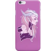 Demons can be cute iPhone Case/Skin