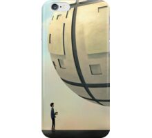 Survival of the Fittest: Nature vs. Technology iPhone Case/Skin