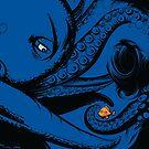 The Little Orange Fish by bortwein