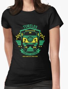 turles Womens Fitted T-Shirt