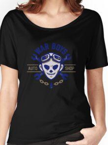 war boys Women's Relaxed Fit T-Shirt