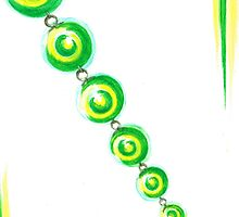 Beaded Chain by Teresa White