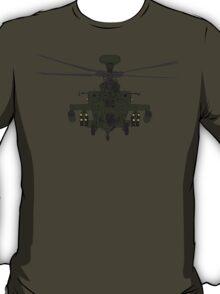 AH-64D Apache Helicopter shirt T-Shirt