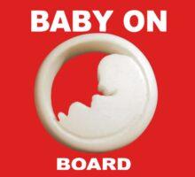 Baby on board One Piece - Long Sleeve