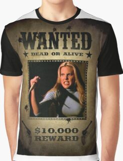 Buffy Harmony Wanted 2 Graphic T-Shirt