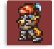 Gilgamesh sprite - FFRK - Final Fantasy V (FF5) Canvas Print