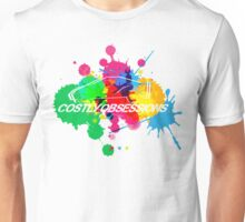 Costly Obsessions Splat Unisex T-Shirt