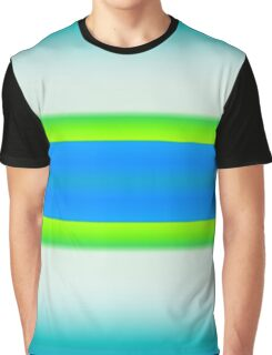 Stripes pf The Sea Graphic T-Shirt