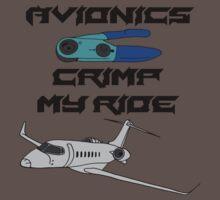 Avionics: Crimp My Ride by JeepsandPlanes
