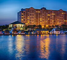 Condo and Marina Last Night by Photography by TJ Baccari
