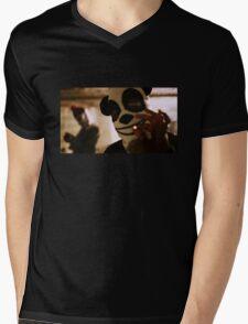 Capital Steez 47 Mens V-Neck T-Shirt