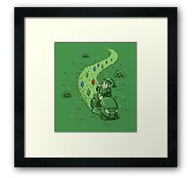 Lawn Care Framed Print