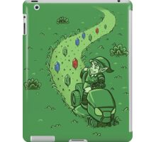 Lawn Care iPad Case/Skin