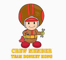 Team Donkey Kong crew member Unisex T-Shirt