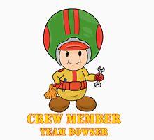 Team Bowser crew member Unisex T-Shirt