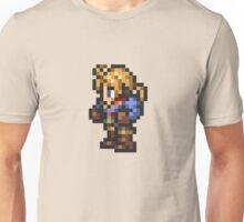 Ramza Beoulve sprite - FFRK - Final Fantasy Tactics (FFT) Unisex T-Shirt
