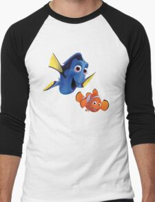 Finding Dory 07 Men's Baseball ¾ T-Shirt
