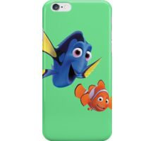 Finding Dory 07 iPhone Case/Skin
