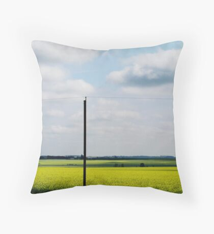 Prairie Dreams Throw Pillow