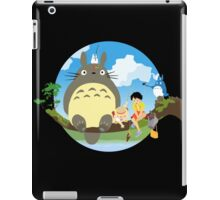 <TOTORO> Totoro Graphic iPad Case/Skin