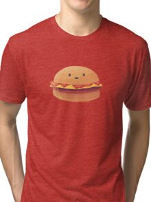 Burger Buddy Tri-blend T-Shirt