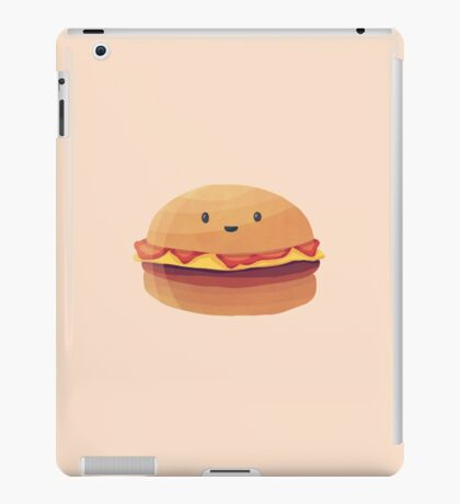 Burger Buddy iPad Case/Skin