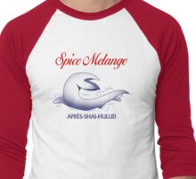 Spice Melange Men's Baseball ¾ T-Shirt