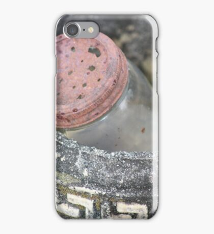Moonshine Jar iPhone Case/Skin