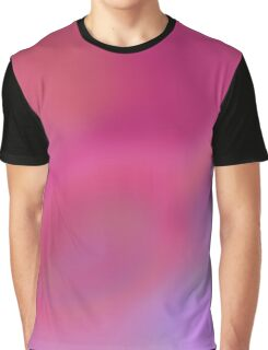 Pink and Purple Delight Graphic T-Shirt