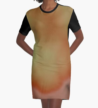 Rusted Sky Graphic T-Shirt Dress