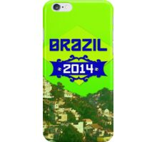 FIFA World Cup Brazil 2014 iPhone Case/Skin