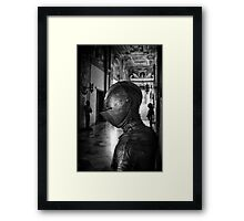 Palace Knights Framed Print