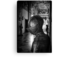 Palace Knights Canvas Print