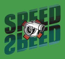 Speed x Speed One Piece - Short Sleeve