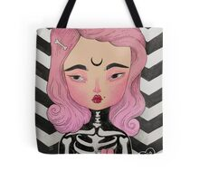 SKULLY ♡ KELLY Tote Bag