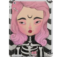 SKULLY ♡ KELLY iPad Case/Skin