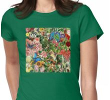 Country Garden Womens Fitted T-Shirt