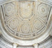 Beneath This Marble Ceiling by Cora Wandel